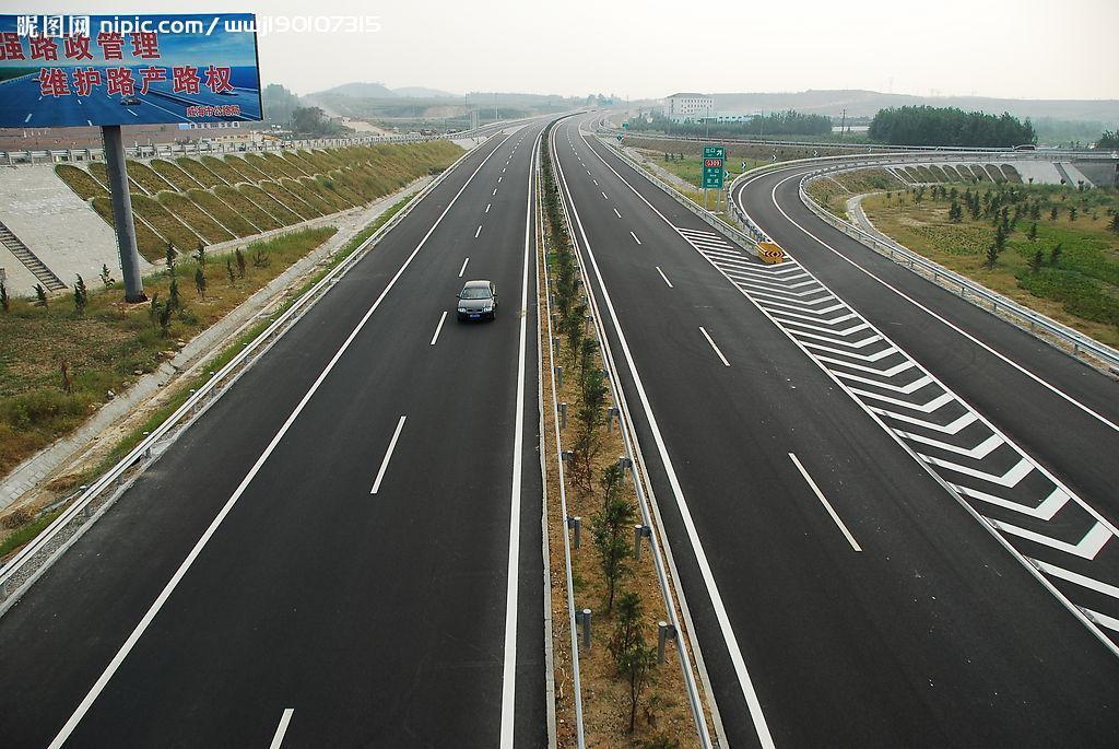 高速公路土工格室(shi)應用